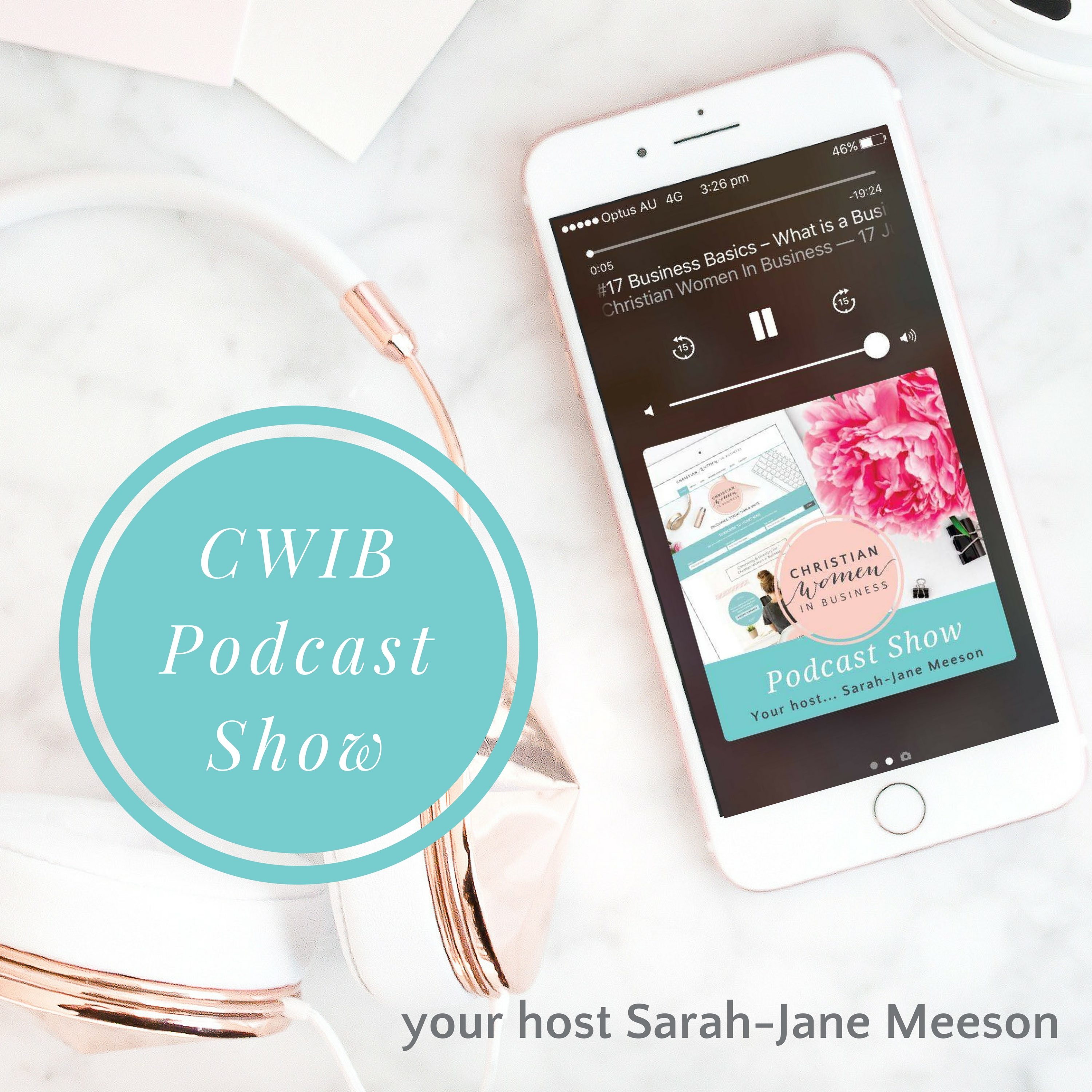 Christian Women in Business Podcast   Free Listening on